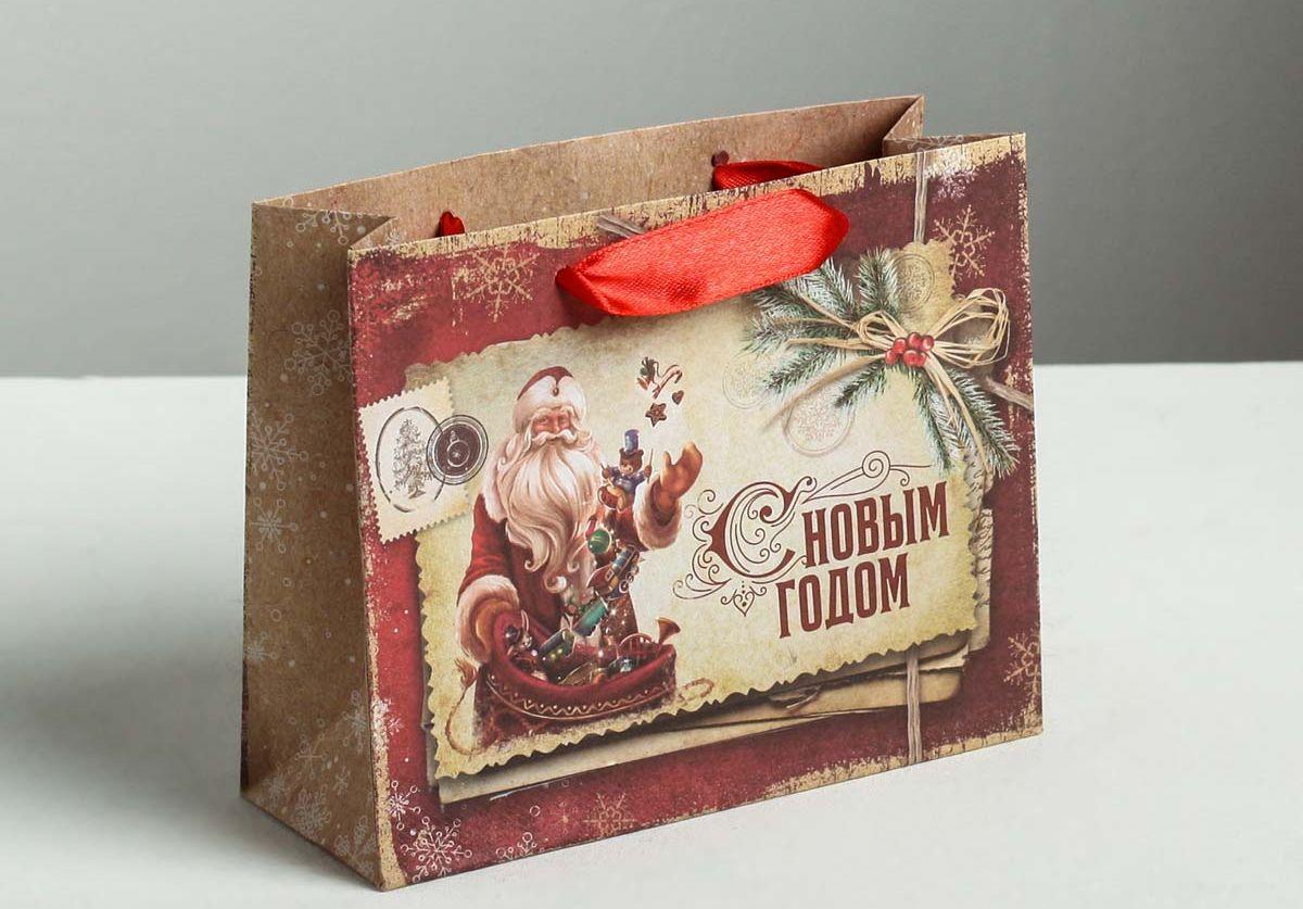 элитные подарочные пакеты