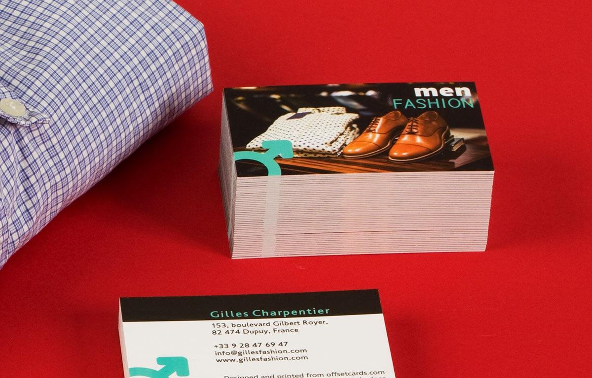 офсетная печать визиток в минске
