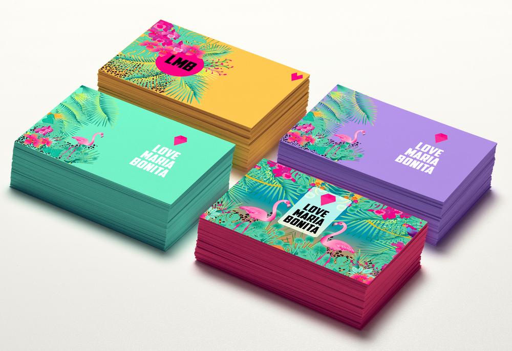 офсетный способ печати визиток